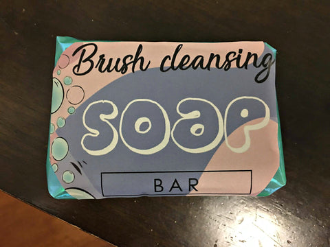 ORIGINAL Brush Cleansing Soap Bar