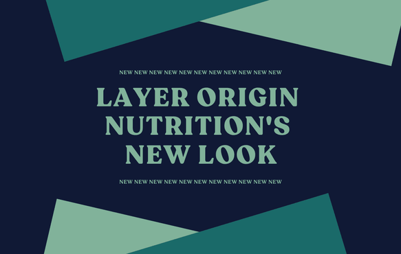 Layer Origin Nutrition Unveils Bold New HMO Product Labels and Logo