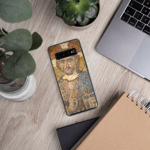 Samsung Case- Byzantine Icon of Christ the Rock