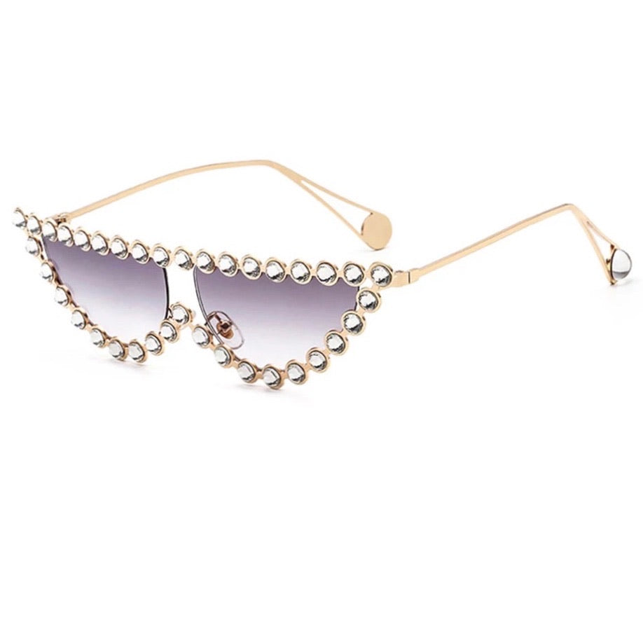 Kylie Crystal Sunglasses