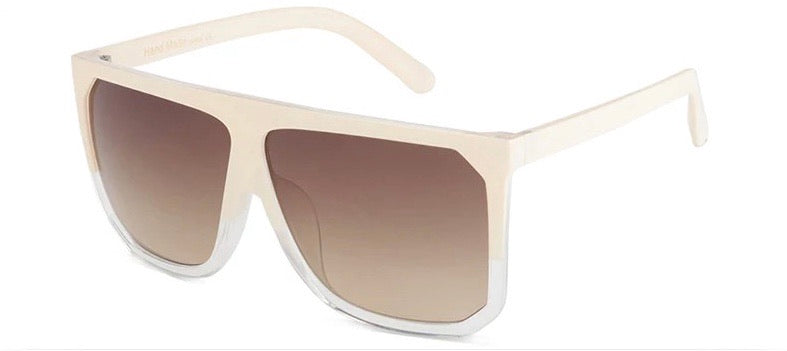 Blazer Cream Sunglasses