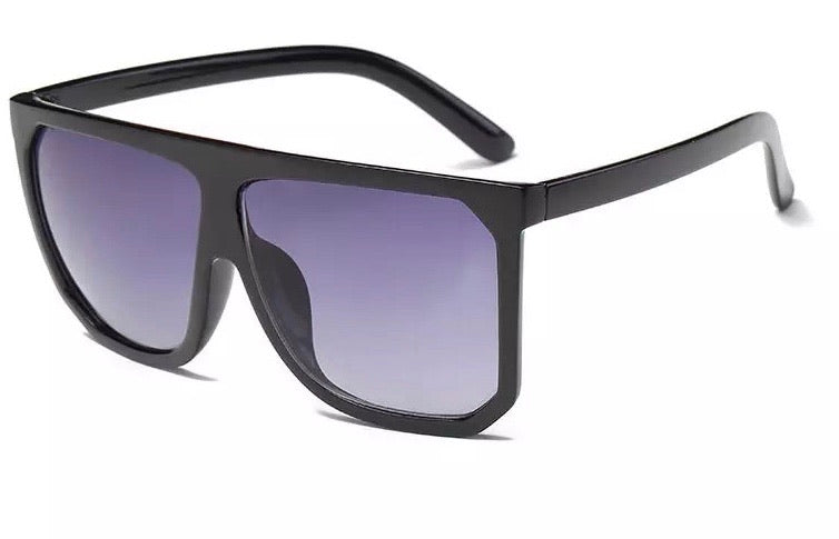 Blazer Black Sunglasses