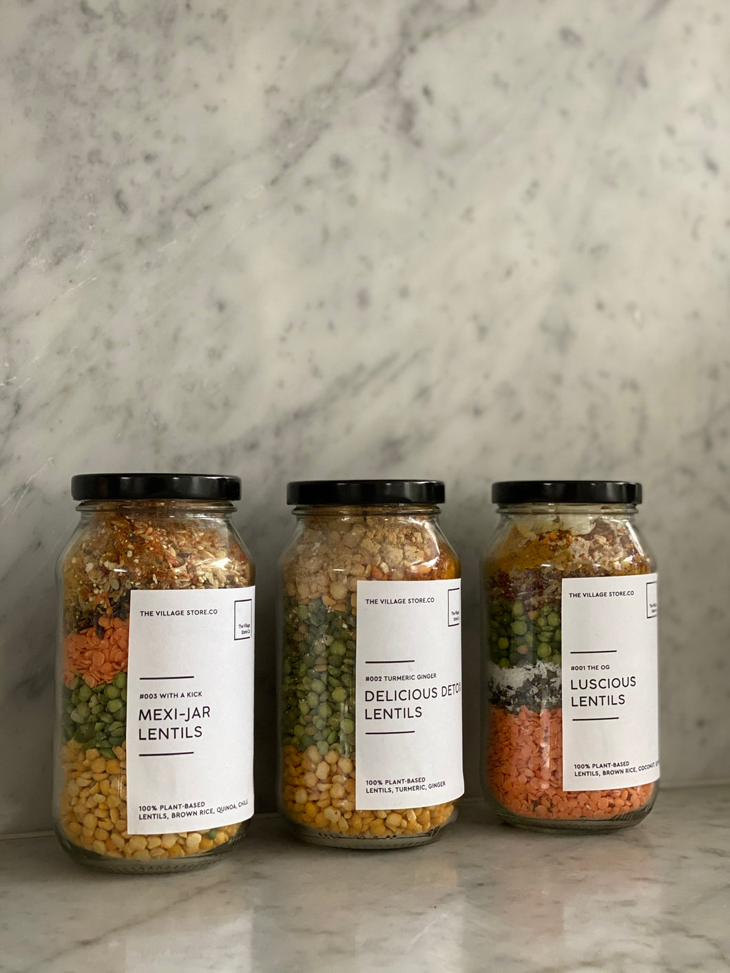 Lentils on Subscription - The Trifecta