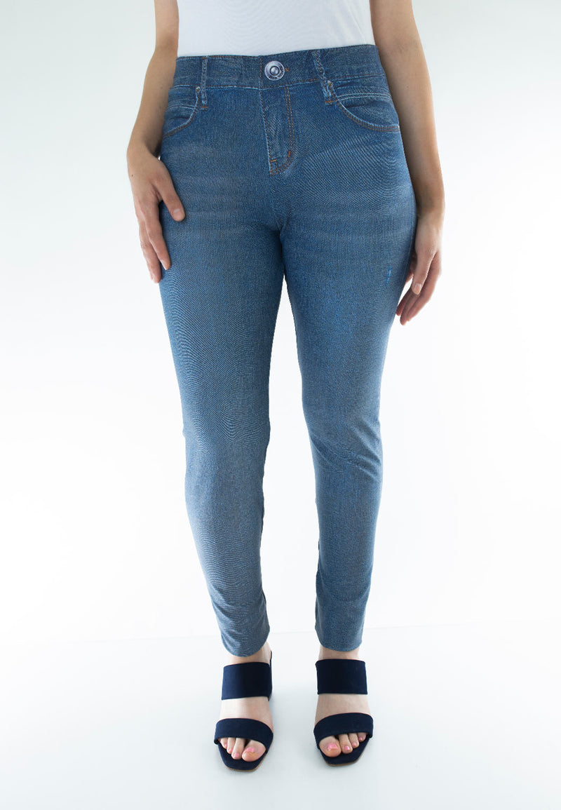 Flex Denim Legging