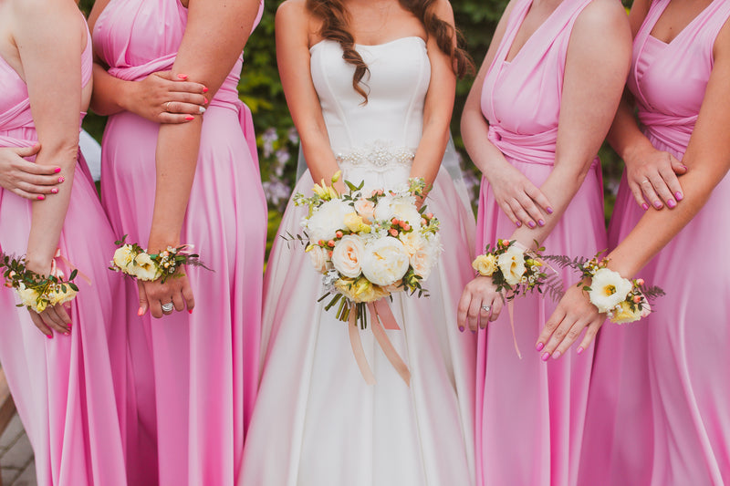 Timeless Tips for Beautiful Bridesmaids