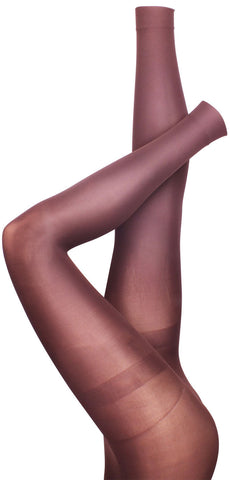 Peppercorn footless Brown Tights