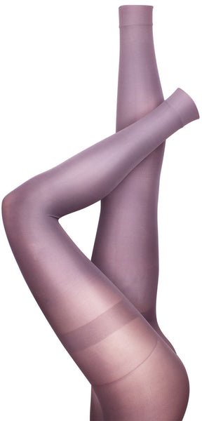 Peppercorn Footless Grey Tights