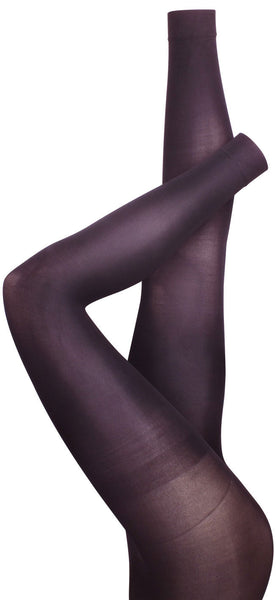 Peppercorn footless Black Tights