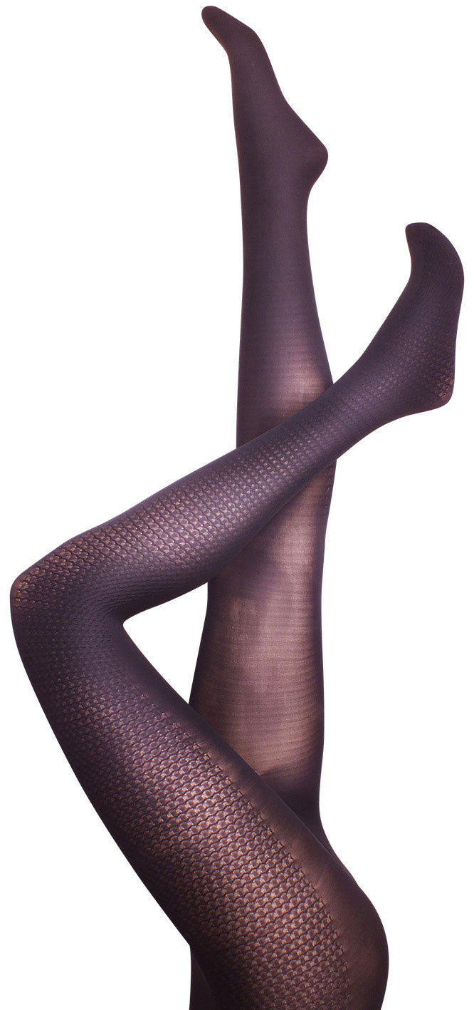 Acorn Black Tights