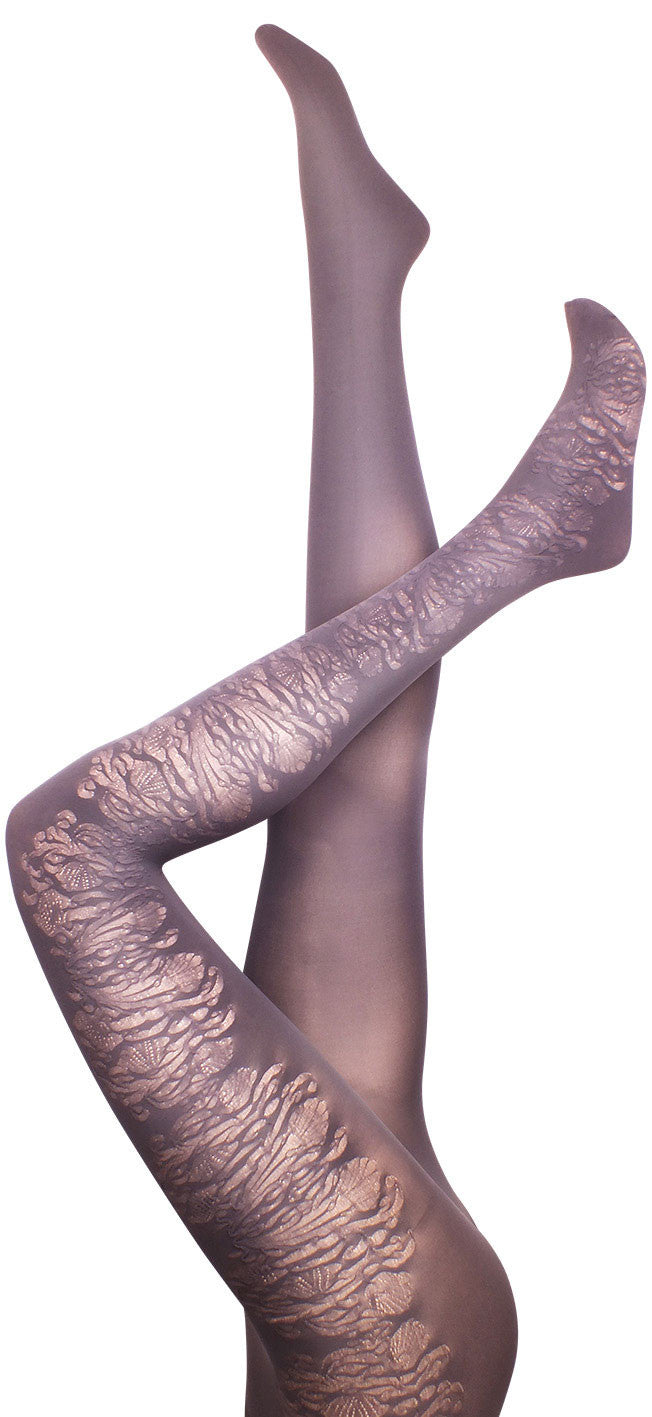 Angelica Grey Tights