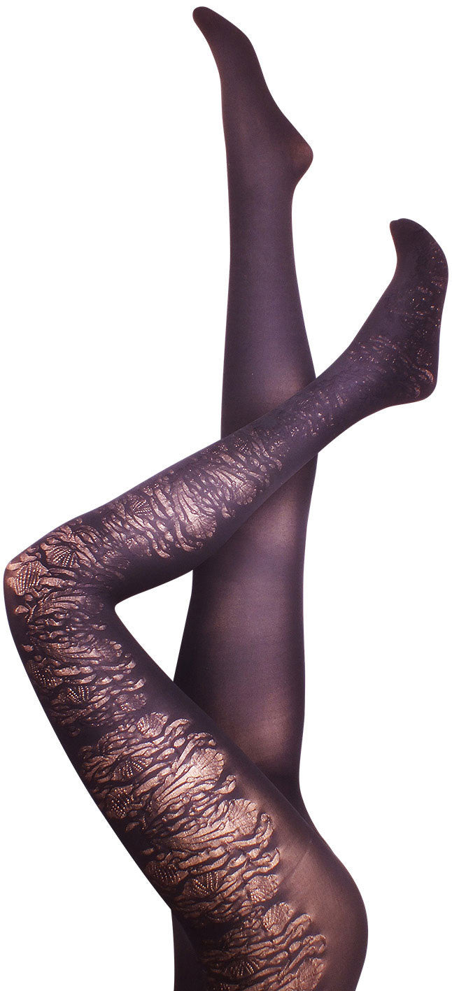 Angelica Brown Tights