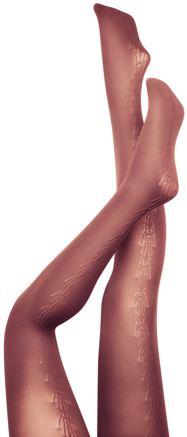 Glassworth Black Tights