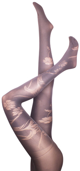 Periwinkle Grey Tights