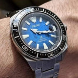Seiko SE Save the Ocean Manta Ray King Samurai Diver's Men's Watch SRPE33K1 - Diligence1International