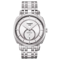 Tissot Swiss Made T-Classic T-Lord Automatic Silver Dial Men's Watch T0595281103100 - Diligence1International