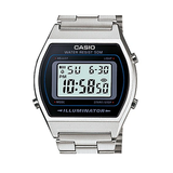Casio Vintage B640WD-1AVDF Silver Stainless Watch for Men and Women - Diligence1International