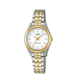 Casio Analog LTP-1170G-7ARDF Silver Stainless Steel Band Women's Watch - Diligence1International