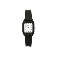 Casio LQ-142-7BDF Black Rubber Strap Watch for Women - Diligence1International
