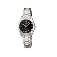 Casio Vintage LTP-1275D-1A2DF Silver Watch for Women - Diligence1International