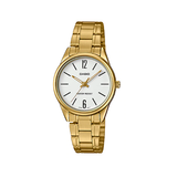 Casio LTP-V005G-7BUDF Stainless Steel Strap Watch for Women - Diligence1International