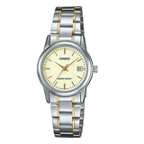 Casio LTP-V002SG-9AUDF Stainless Steel Watch for Women - Diligence1International