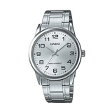 Casio MTP-V001D-7BUDF Silver Stainless Watch for Men - Diligence1International
