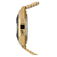 Casio Classic A159WGED-1DF Gold Stainless Steel Diamond Digital Watch - Diligence1International