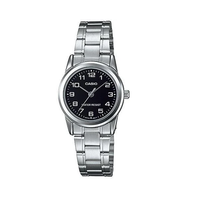 Casio LTP-V001D-1BUDF Silver Stainless Watch for Women - Diligence1International