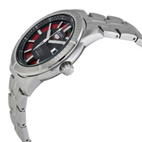 Seiko 5 Sports 100M Automatic Men's Watch Black with Red Dial SRP339K1 - Diligence1International