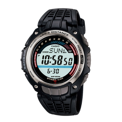 Casio Illuminator Digital Compass Men's Watch SGW-200-1VDR - Diligence1International
