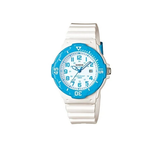 Casio LRW-200H-2BVDF White Resin Strap Watch for Women - Diligence1International