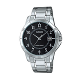 Casio MTP-V004D-1BUDF Stainless Steel Strap Watch for Men - Diligence1International