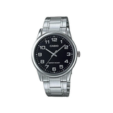 Casio MTP-V001D-1BUDF Silver Stainless Watch for Men - Diligence1International