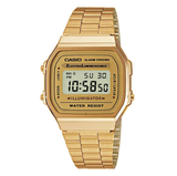 Casio Classic A-168WG Illuminator Retro Digital Gold Watch - Diligence1International