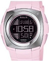 Casio Baby-G Retrograde Sweet Poison Pink with Digital Dial Code Watch BG1220-4BVDR - Diligence1International