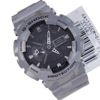 Casio G-Shock GA110 Series Military Grey Camo Black Dial Watch GA110CM-8ADR - Diligence1International