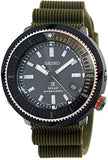 Seiko Street Series Solar Tuna All Green Diver's Men's Watch SNE547P1 - Diligence1International