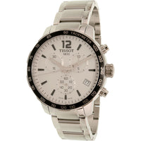 Tissot Swiss Made T-Sport Quickster Chronograph Men's Stainless Steel Watch T0954171103700 - Diligence1International