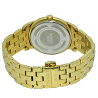 Tissot Swiss Made T-Classic Ballade III Gold Plated Men's Watch T0314103303300 - Diligence1International