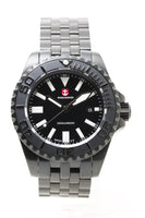 Swiss Mariner Stealth Series Men's Watch SG8299K74A-BKBKWH - Diligence1International