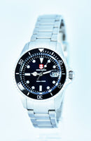 Swiss Mariner Marine Series Ladies' Watch SL6086R09B-SSBKBU - Diligence1International