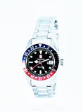Swiss Mariner GMT Series Ladies' Watch SL8295R09A-SSRUBK - Diligence1International