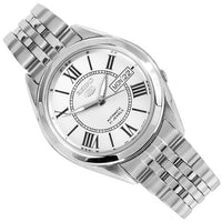 Seiko 5 Classic Men's Size Silver Dial Stainless Steel Strap Watch SNKL29K1 - Diligence1International