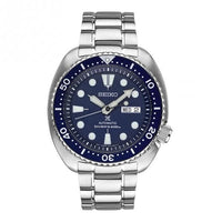 Seiko JAPAN Made Blue Turtle Prospex Diver's Men's Stainless Steel Strap Watch SRP773J1 - Diligence1International