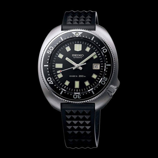 Seiko LE 1970 Recreation Apocalypse Captain Willard Marinemaster 200M Men's Watch SLA033J1