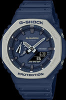 Casio G-Shock Carbon Core Guard Earth Tone Navy Blue AP CasiOak Watch GA2110ET-2ADR - Diligence1International