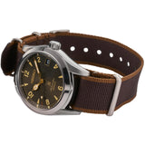 Seiko Japan Made Prospex Baby Alpinist Brownish Grey Junior Men's Nylon Strap Watch SPB211J1 - Diligence1International