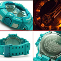 Casio G-Shock Big Case Analog-Digital Baby Blue Watch GA400A-2ADR - Diligence1International