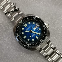 Seiko SE Save the Ocean Manta Ray King Turtle Diver's Men's Watch SRPE39K1 - Diligence1International