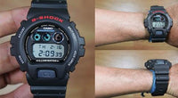 Casio G-Shock Standard Digital Basic Color Black Watch DW5900-1DR - Diligence1International